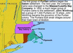 Pilgrims&Puritans