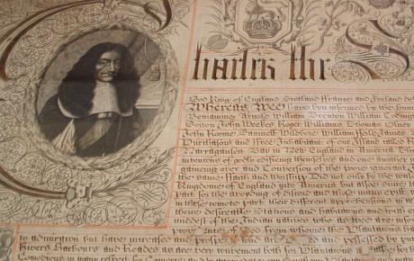 Excerpts From Rhode Island Charter of 1663