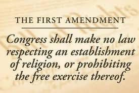 The Religion Clause of the First Amendment