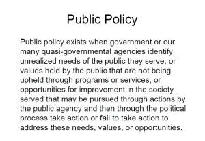 public-policy