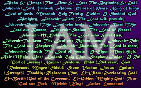 God names of 2