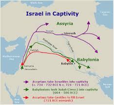 assyrianCaptivity