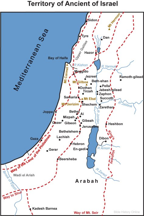 TerritoryOfAncientIsrael