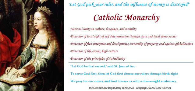 Click the above image to go to some heretical Roman Catholic teaching on the issue.