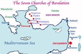 7 churches of Re.