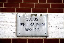 JuliusWellhausen