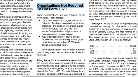 IRS Publication 557, p. 24. Click the image to go directly to the publication.