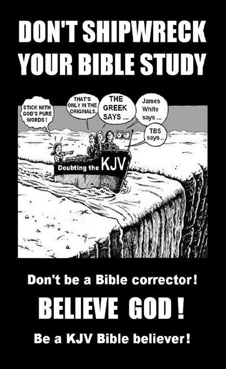 King James Bible | Church organization according to Bible