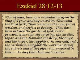 Ez28.12-13Lamentation