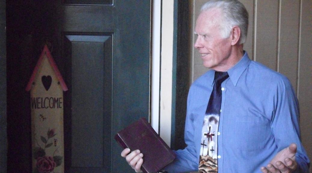 The Legality of Door-to-Door Evangelism   Church
