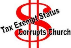 TaxExemptStatusCorrupts